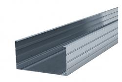 Профиль д/гипсокарт.ПС100/50/0,45мм L-3,0м (8) оцинк. Оптима