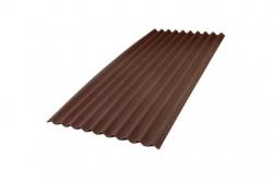 ОНДУЛИН 950х1950 коричневый SMART