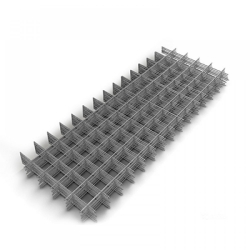 Сетка сварная 100х100х5,0 2000х3000 (карты)
