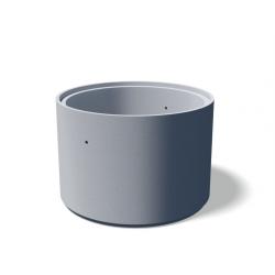 Кольцо ж/б с замком d-1,00м (h-0.9м)