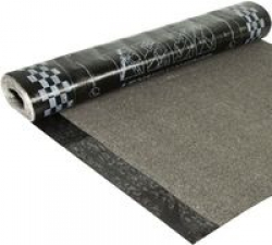 Техноэласт ТКП сланец серый, 4,2мм, 1*10м