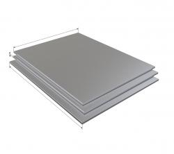 Лист г/к 10,0мм 1,50м (117,8 кг п/м)
