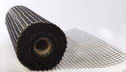 Сетка кладочная базальтовая Стандарт 25х25х1,0х1000 (50м)
