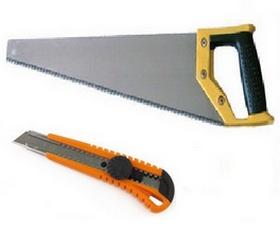 Ножи, ножницы, ножовки
