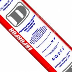 Пленка пароизоляц. Еврокрон В (70кв/м)