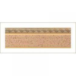 Карниз Версачи 2-х р, песок 3,2м с пов. АКЦИЯ