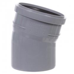 Отвод пласт. 110х15