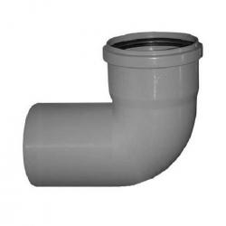 Отвод пласт.  32х90