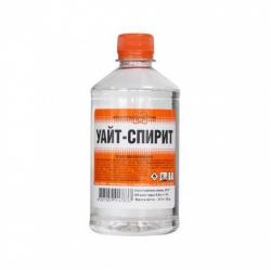 Уайт-спирит  (0,5л) ПЭТ (24)