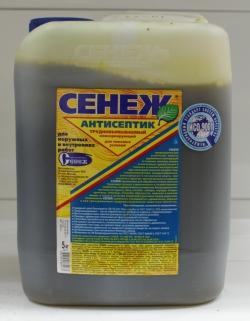 "Антисептик ""Сенеж""  5,0кг"