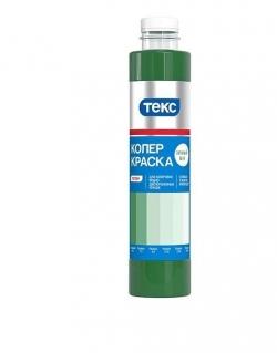 Колер краска Профи 14 зеленый 0,75л ТЕКС