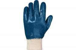 Перчатки нейлон.с нитрил.обливом Цветочные