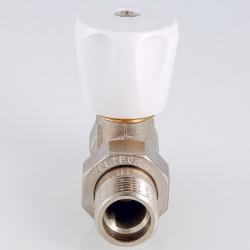 Вентиль прямой регул. (комп.) 3/4 VT08LN для радиатора
