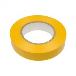 Изолента ПВХ желтая 19ммх20м