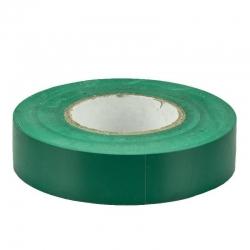 Изолента ПВХ зеленая 19ммх20м
