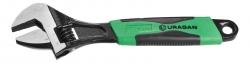 Ключ разводной URAGAN 200/25мм