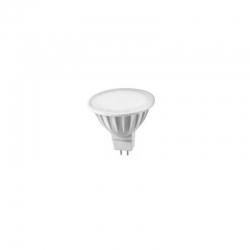 Лампа светодиодная GU5.3 3Вт 230В, LED тепло-белый ECO iEK