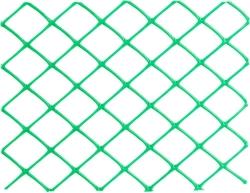 Решетка заборная 1,5х10м З-70/1,5/10 зеленая